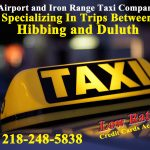 Taxi Service from Range Regional Airport