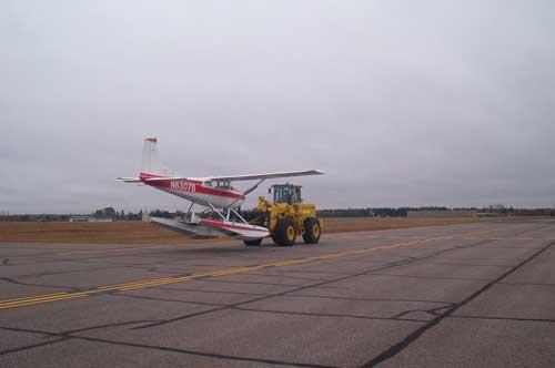 Sea Plane Service Range Regional Airport