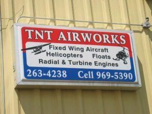 Aircrfat maintenance - TNT